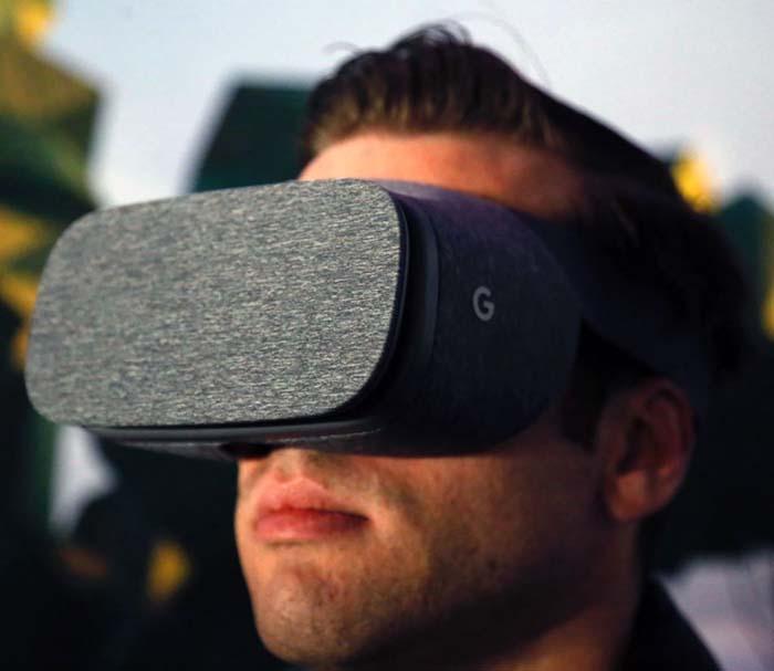 هدست واقعیت مجازی دی دریم ویو