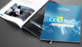ویژه نامه CES 2020 مجله الکترونیکی چیپست