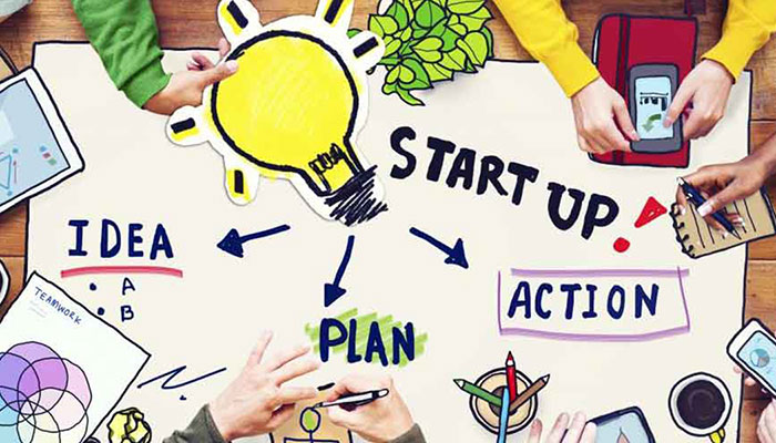 About Startup